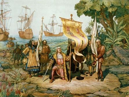 Открытие Вест-Индии, Северной, Южной и Центральной Америки