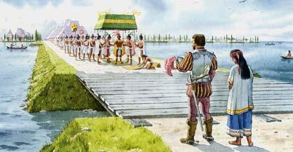 Завоевание Вест-Индии, Центральной Америки и Мексики