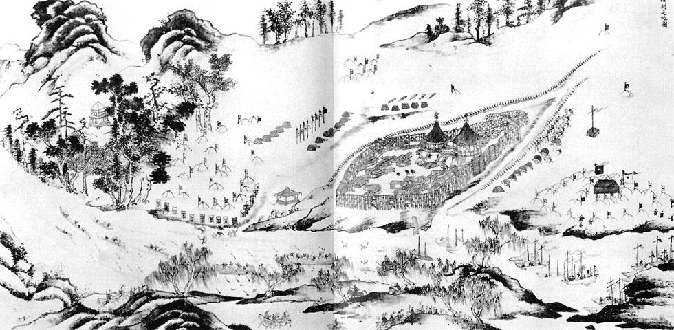 Осада Албазина (1686-87)