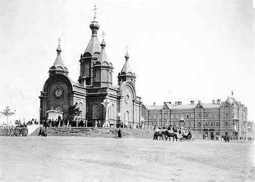 Семейные предания. Хабаровск.