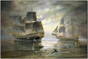 Экспедиции Беринга