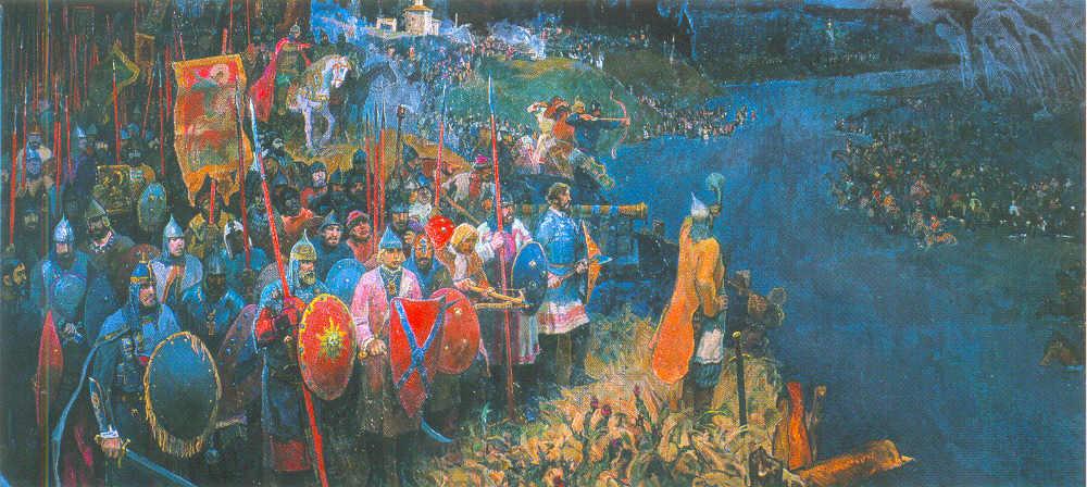 Освобождение Руси от татарского владычества