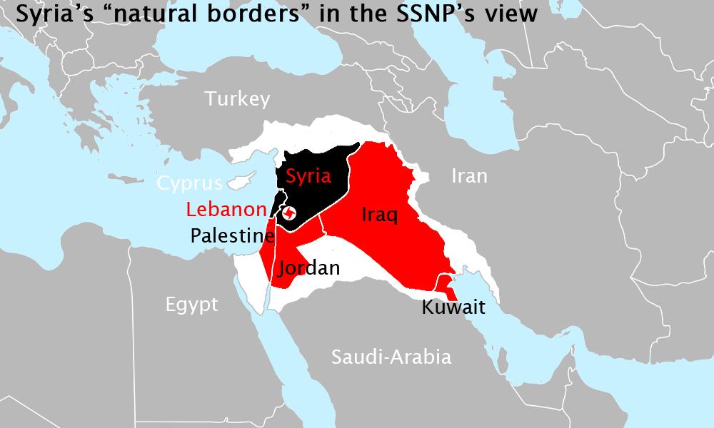 СИРИЯ: прошлое и настоящее