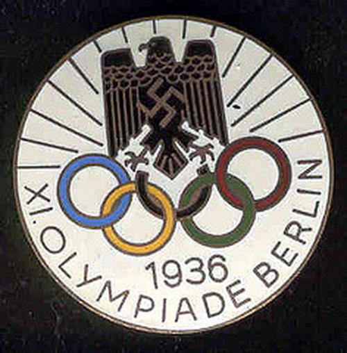 Первая эстафета олимпийского огня