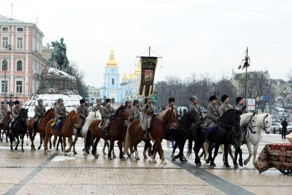 Киев – 96 лет назад. История может повториться.