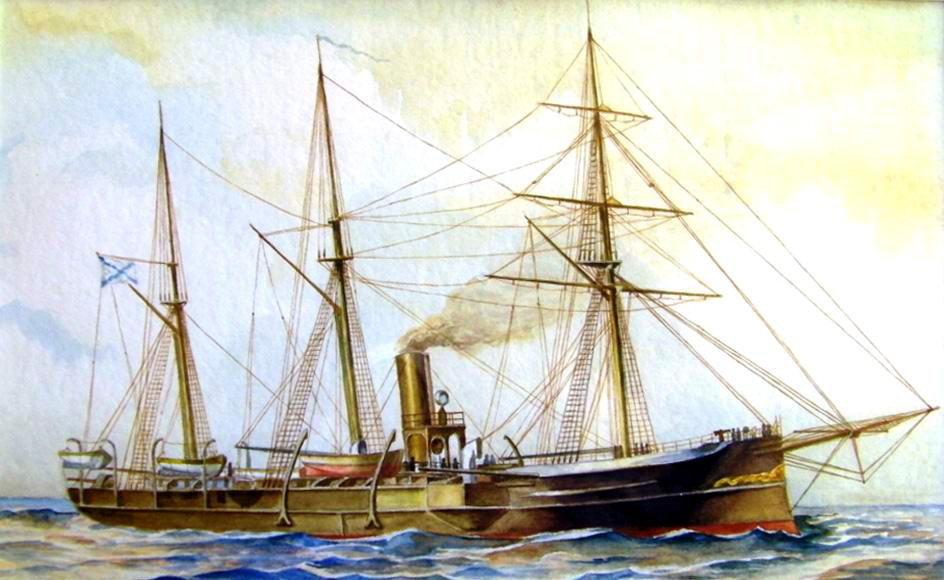 канонерская лодка «Маньчжур»