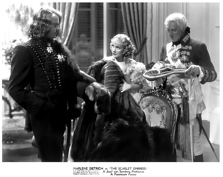 Два фильма 1934 года о Екатерине Великой
