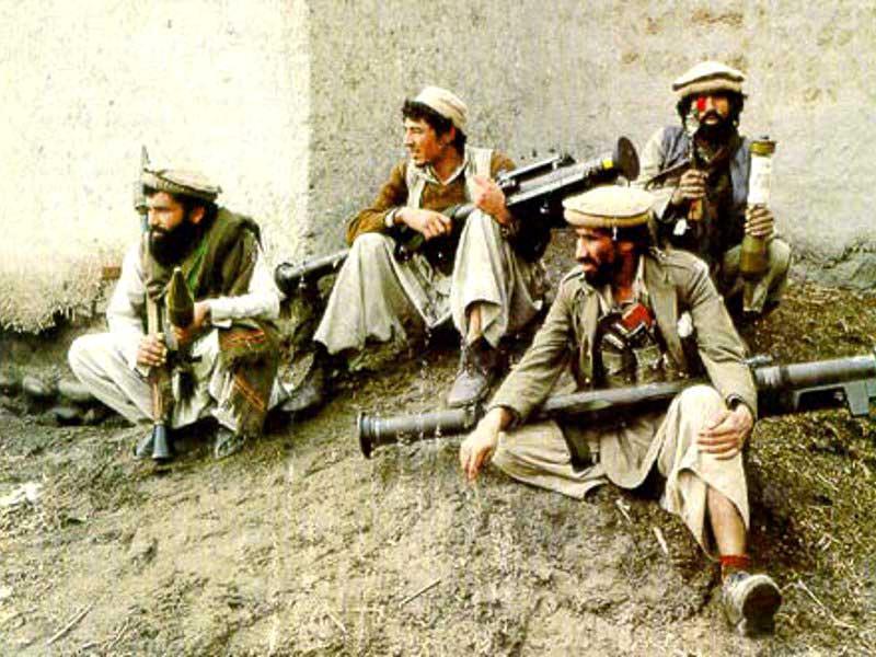 Афганистан. История современных конфликтов