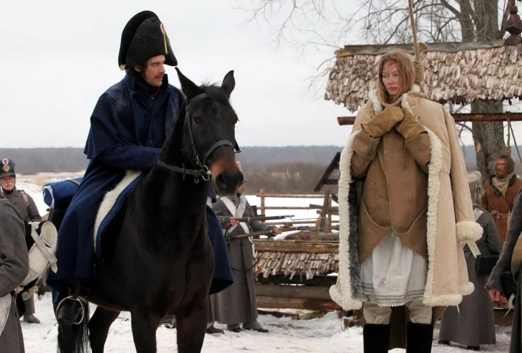 Художественные фильмы о войне 1812 года