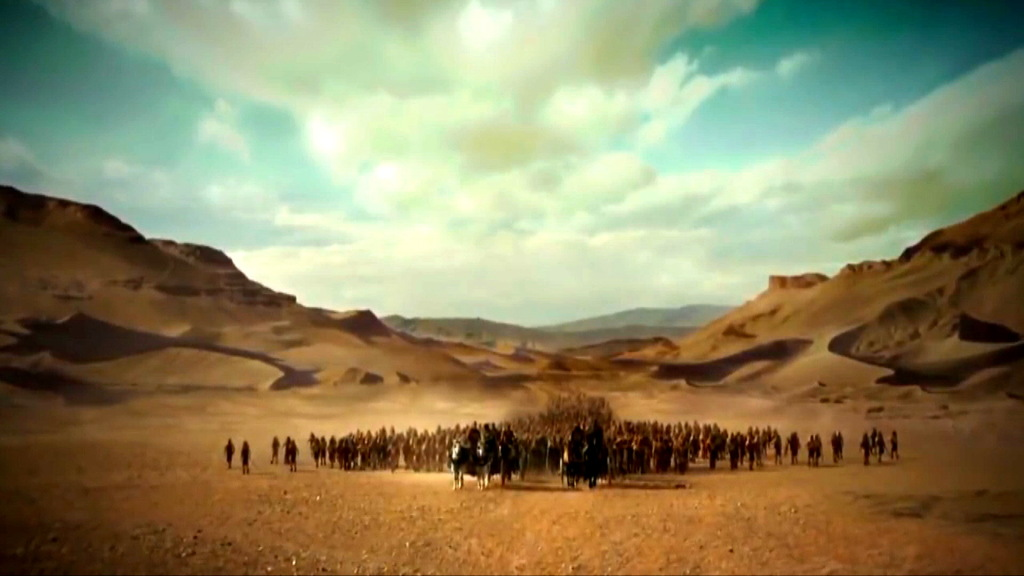 TUT (Тутанхамон) художественный фильм