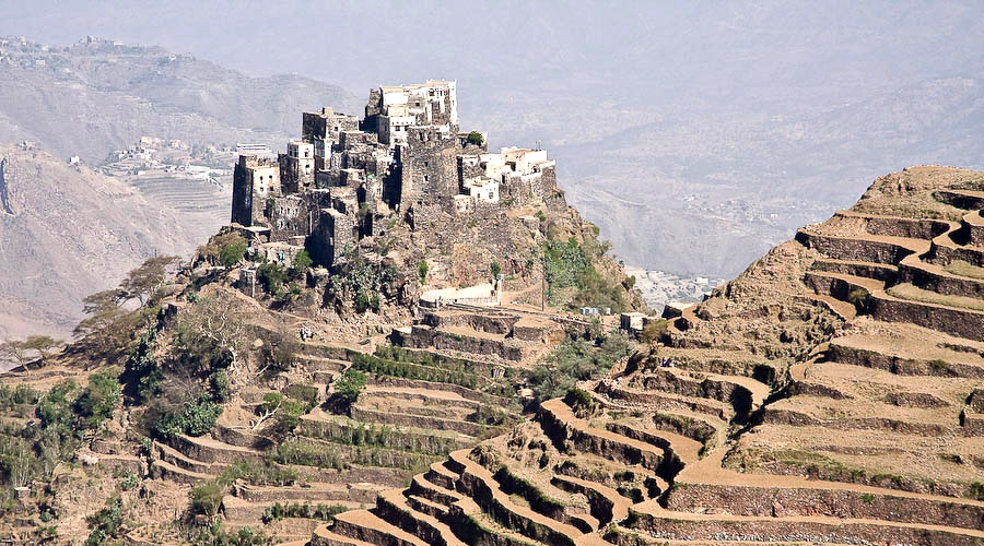 Йемен - территория соприкосновения