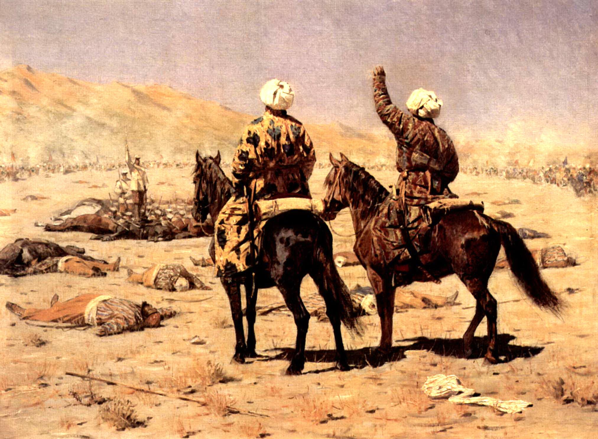 ИМПЕРАТОР АЛЕКСАНДР II Войны в Средней Азии
