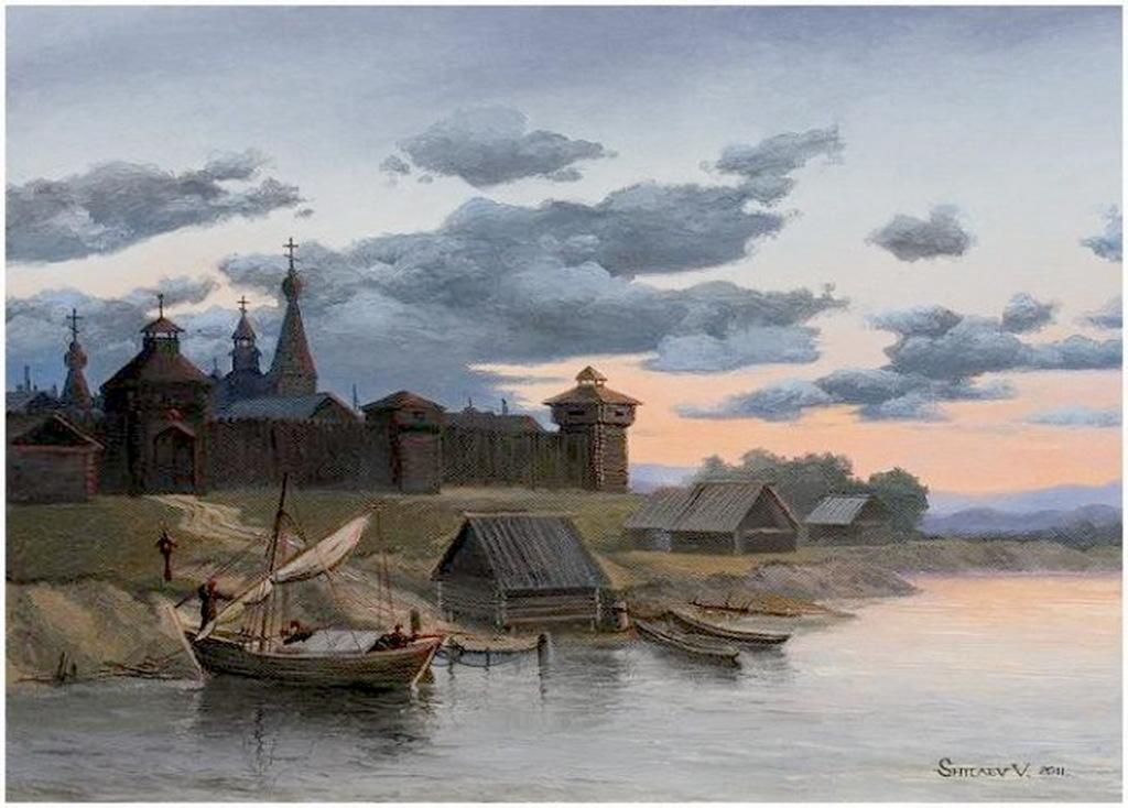 Первые русские на Амуре