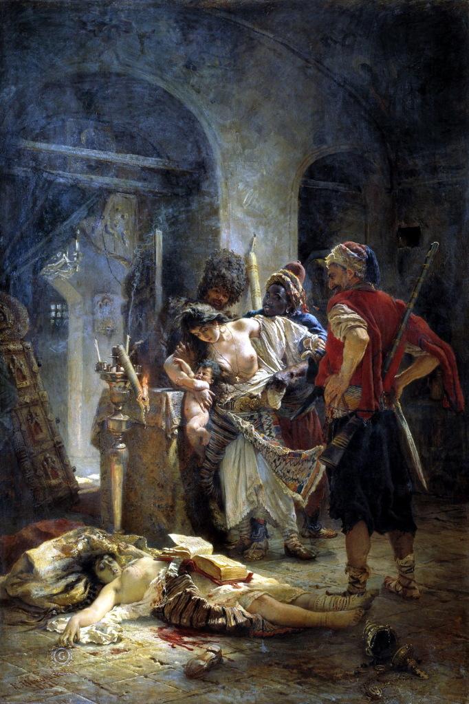 ВОЙНА ЗА ОСВОБОЖДЕНИЕ СЛАВЯН Повод к войне и ее начало