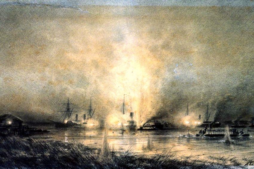 ВОЙНА ЗА ОСВОБОЖДЕНИЕ СЛАВЯН Подвиги русских моряков на Дунае