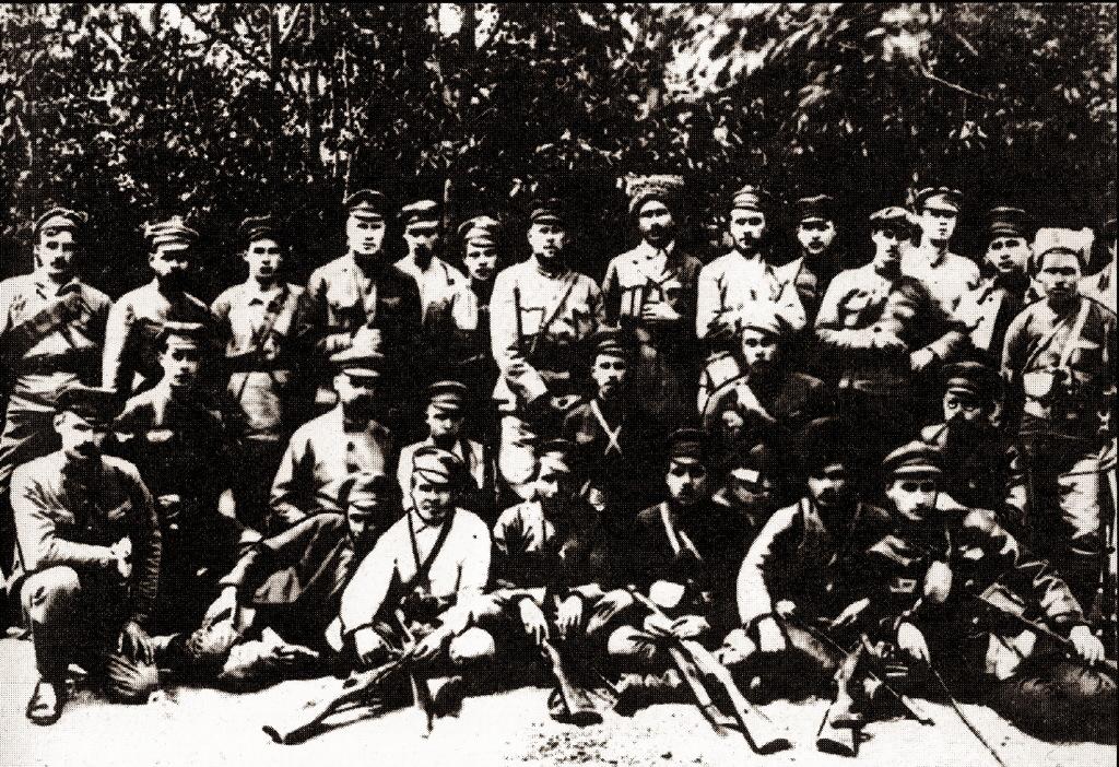 100 летие КДВО. События конца лета 1918 года.