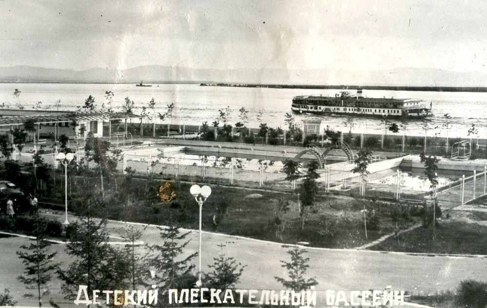 Прогулки по Хабаровску