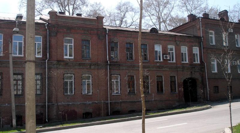Прогулки по Хабаровску Улица Шевченко. Часть 1